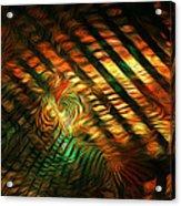 Below Abstract Acrylic Print