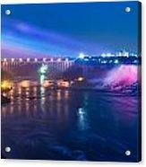 Below Niagara Falls Acrylic Print