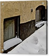 Below Zero Acrylic Print