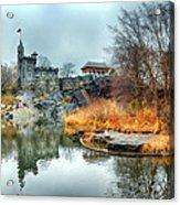 Belvedere Castle - Central Park Acrylic Print