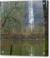 Beneath Crown Point 2  -  060114-004 Acrylic Print