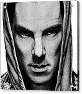 Benedict Cumberbatch Acrylic Print