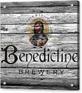 Benedictine Brewery Acrylic Print