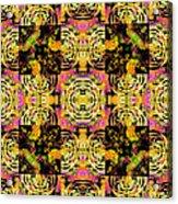 Bengal Tiger Abstract 20130205p80 Acrylic Print