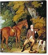 Benjamin Bond Hopkins, Before 1791 Acrylic Print