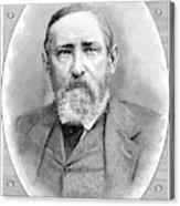Benjamin Harrison (1833-1901) Acrylic Print