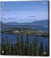 Bennet Lake Acrylic Print