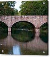 Bennett Bridge Acrylic Print