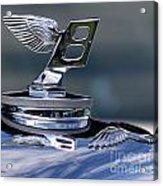 Bentley Reflections Acrylic Print