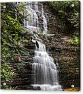 Benton Falls Acrylic Print