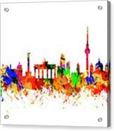 Berlin Brandenburg Gate - 2 Acrylic Print