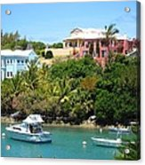 Bermuda In May Acrylic Print
