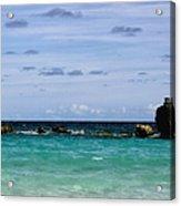 Bermuda Skies Acrylic Print
