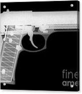 Berretta 9mm Acrylic Print