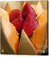 Berry Bowl Acrylic Print