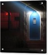 Best Blue Door Coronado California Acrylic Print