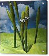 Best Buds Acrylic Print