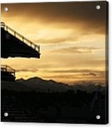 Best View Of All - Rockies Stadium Acrylic Print