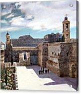 Bethlehem 1950 Acrylic Print