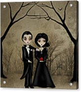 Betrothed Acrylic Print