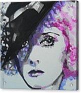 Bette Davis 02 Acrylic Print
