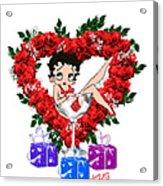 Betty Boop 4 Acrylic Print