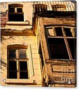 Beyoglu Old House 02 Acrylic Print