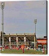 Bgsu Doyt Perry Stadium 3285 Acrylic Print