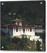 Bhutan Acrylic Print