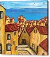 Biagi In Tuscany Acrylic Print