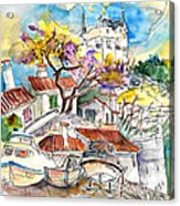 Biarritz 10 Acrylic Print