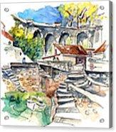 Biarritz 18 Acrylic Print