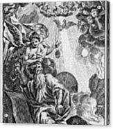 Bible History, 1752 Acrylic Print