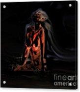 Biblical Seduction Acrylic Print
