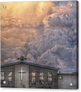 Biblical Sunset Acrylic Print