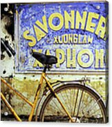 Bicycle 01 Acrylic Print
