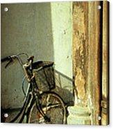 Bicycle 02 Acrylic Print
