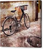 Bicycle Revisited Acrylic Print