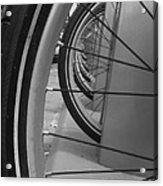 Bicycle Tires..... Acrylic Print
