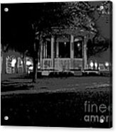 Bienville Square Grandstand Posterized Acrylic Print