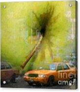 Big Apple Acrylic Print
