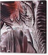 Big-bang Glimmer Acrylic Print