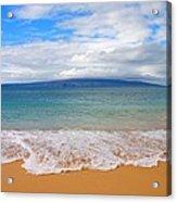 Big Beach Maui Acrylic Print