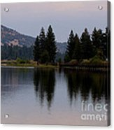 Big Bear Lake Acrylic Print