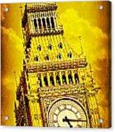 Big Ben 15 Acrylic Print