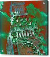 Big Ben 16 Acrylic Print