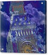 Big Ben 17 Acrylic Print
