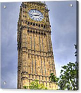 Big Ben - Elizabeth Tower Acrylic Print
