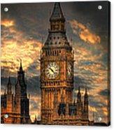 Big Ben Acrylic Print