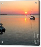 Big Chill Sunset Acrylic Print